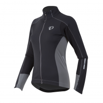PEARL IZUMI Elite Pursuit Softshell Lady Jacket Black Smoked Pearl