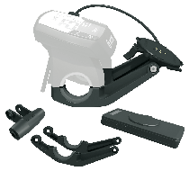 SKS compit/e+ smartphone stuurhouder voor e-bikes zwart
