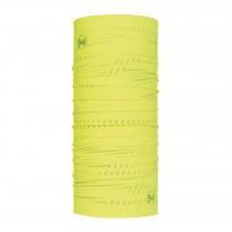 Buff Reflective Neckwarmer - R Solid Yellow Fluor