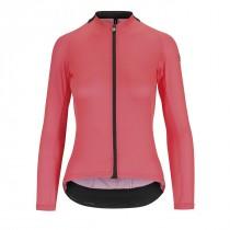 Assos uma gt summer dames fietsshirt met lange mouwen galaxy roze