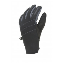 SealSkinz Waterproof All Weather Glove with Fusion Controlª - Black/Grey