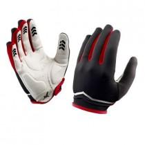 SEALSKINZ Madeleine Classic Glove Black Red