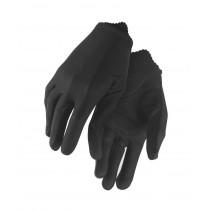 Assos trail ff fietshandschoenen zwart