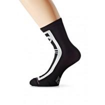 ASSOS Habu Evo 7 Sock Black
