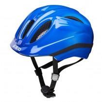 KED meggy kinder fietshelm blauw