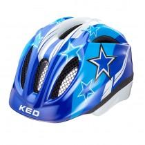 KED Kids Helm Meggy II Stars Blue