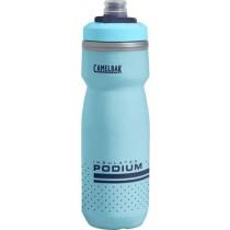 Camelbak podium chill geïsoleerde bidon 600ml lake blauw