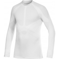 CRAFT Keep Warm CN Shirt LM White