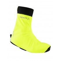 Craft rain bootie overschoen geel