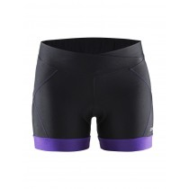 CRAFT Move Lady Hot Pants Black Dynasty