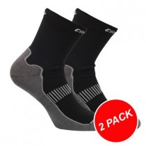 CRAFT Active Training Sock 2-Pack Black