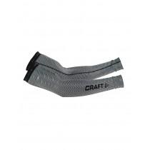 Craft shield armstukken zwart zilver