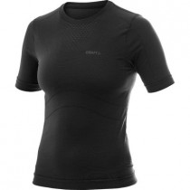 CRAFT Cool Seamless Lady Shirt KM Black