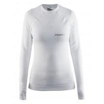 CRAFT Keep Warm CN Lady Shirt LM White