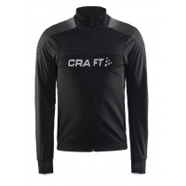 CRAFT Gran Fondo Jacket Black White