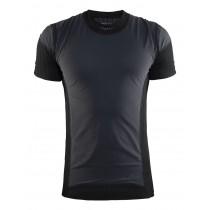 Craft active extreme 2.0 cn ws ondershirt met korte mouwen zwart