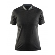 CRAFT Pulse Lady Jersey Black Grey