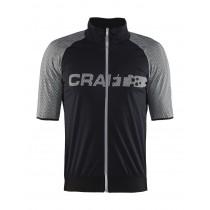Craft shield 2 fietsshirt korte mouwen zwart