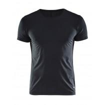 Craft essential vn dames ondershirt met korte mouwen zwart