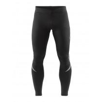 Craft ideal thermal lange fietsbroek zwart
