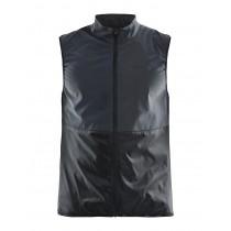 Craft glow vest multi zwart