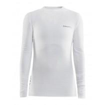 Craft ctm cn dames ondershirt met lange mouwen wit