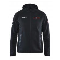 Craft Team Sunweb hoodie zwart