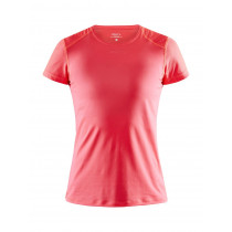 Craft Adv Essence Ss Slim Tee W - Crush