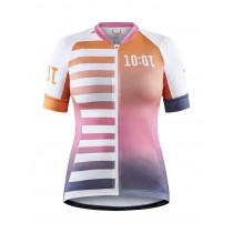 Craft Adv Hmc Endur Graphic Jersey W - Glory/Pop