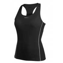 CRAFT Cool Lady Singlet Black