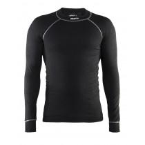 Craft active CN ondershirt lange mouwen zwart
