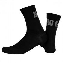 NALINI Blu Socks Black