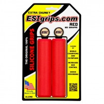 ESI GRIPS Chunky Extra Red