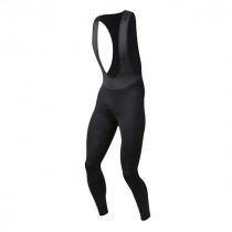 Pearl izumi select escape thermal lange fietsbroek met bretels zwart