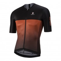 NALINI Black TI Jersey SS Black Red