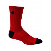 "Fox 6"" Flexair Merino Sock - Chili"