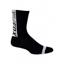"""Fox 6"""" Ranger Sock - Black"""