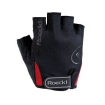ROECKL Handschoen Badia Black Red