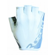 Roeckl Fietshandschoen Ilova - White/Silver