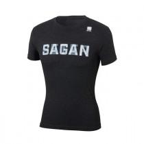 Sportful Peter Sagan t-shirt donker grijs