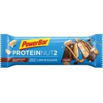 Powerbar protein nut2 reep milk chocolate peanut 45g