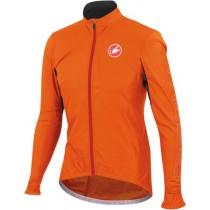 CASTELLI Velo Jacket Orange Fluo