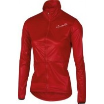 CASTELLI Bellissima Cristallo Lady Jacket Red