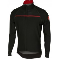 Castelli perfetto convertible fietsjack zwart