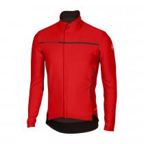 Castelli perfetto fietsshirt lange mouwen rood