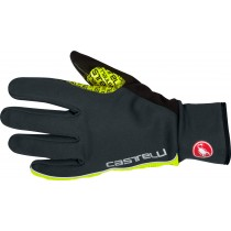 CASTELLI Spettacolo Glove Anthra Yellow Fluo