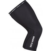 Castelli nanoflex+ kniestukken zwart