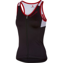 CASTELLI Solare Lady Top Black White Red
