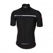 Castelli gabba 3 fietsshirt korte mouwen licht zwart