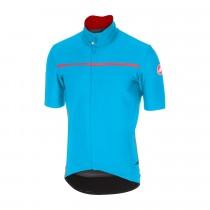 Castelli gabba 3 fietsshirt korte mouwen sky blauw